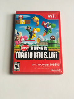 New Super Mario Bros. Wii - Nintendo Wii