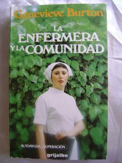 C3 La Enfermera Y La Comunidad- Genevieve Burton- 1982