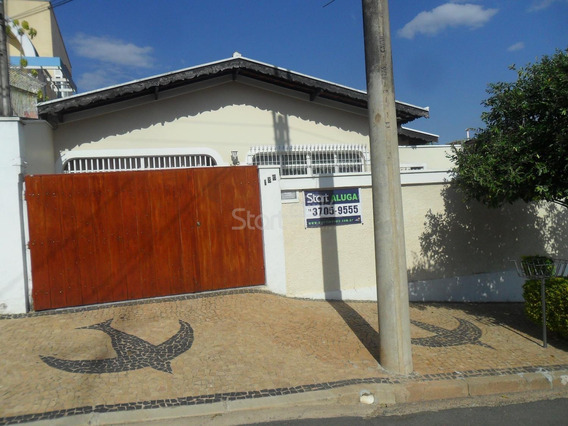 Casa Para Aluguel Em Jardim Madalena - Ca002719