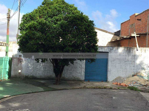 Imagem 1 de 6 de Terreno - Pauliceia - Sao Bernardo Do Campo - Sao Paulo    Ref.:  - 16993