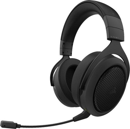 Imagen 1 de 6 de Auriculares Gamer Inalámbricos Corsair Hs70 Bluetooth Pcreg