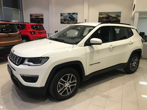 Jeep Compass Sport At6- Ab