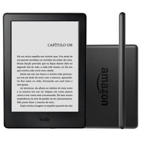 Kindle Paperwhite 8a Geração, Semi-novo, Preto