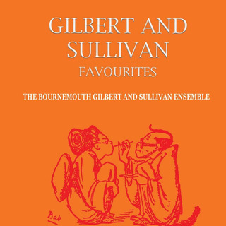 Cd : Bournemouth Gilbert & Sullivan Ensemble - Gilbert &...