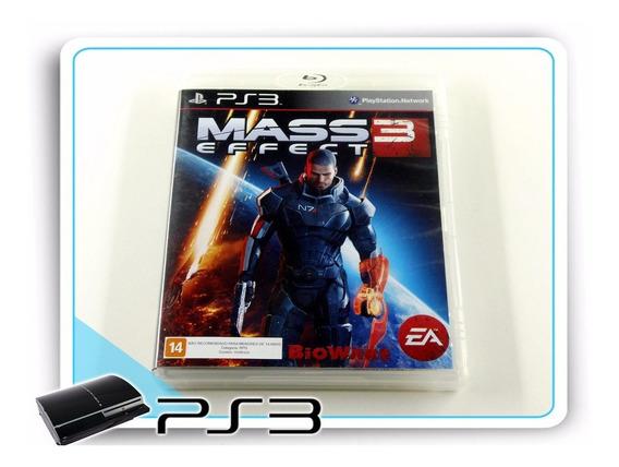 Ps3 Mass Effect 3 Original Playstation 3