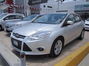 Ford Focus Se 4 Pts Aut 2014