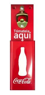 Destapador Corcholatero Coca-cola