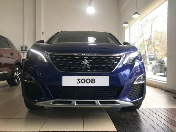 Peugeot 3008 1.6 Gt-line Thp - (stock)