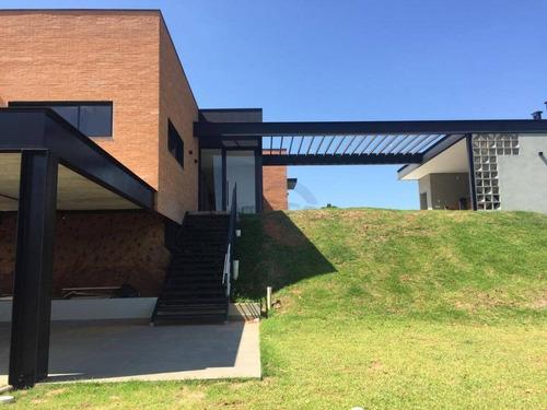 Chácara Com 4 Dormitórios À Venda, 2750 M² Por R$ 2.300.000,00 - Terras De Itaici - Indaiatuba/sp - Ch0715