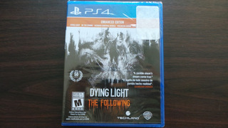 Dying Light The Following Ps4 Nuevo Sellado