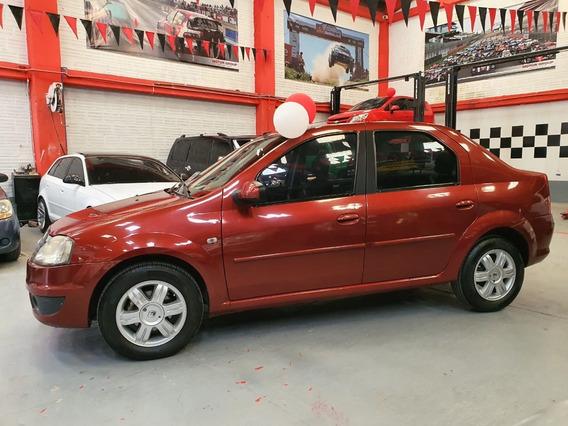 Renault Logan Dynamique Rojo 2012