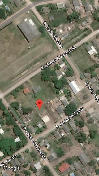 Terreno 10x25m Em Arambaré-rs ( Santa Rita Do Sul).