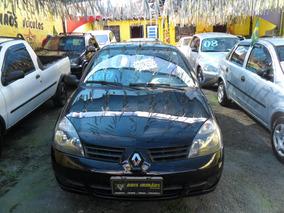 Renault Clio Campus 1.0 2010 Completo Flex