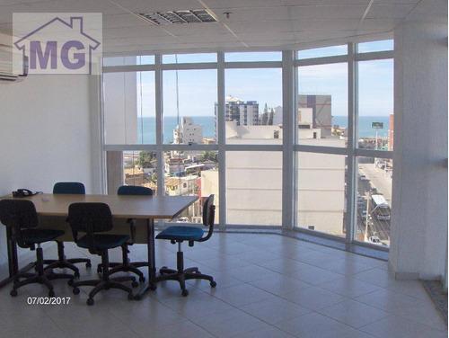 Sala Para Alugar, 30 M² Por R$ 1.800,00/mês - Centro - Macaé/rj - Sa0050
