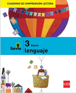 Texto Escolar Proyecto Savia Sm 3 Básico