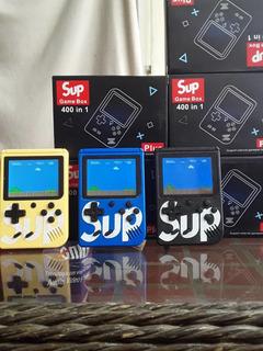 Nintendo Game Boy 400 Sorpresas + Accesorios