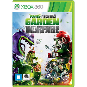 Plants Vs Zombies: Garden Warfare - Xbox 360 Novo Midia Fisi