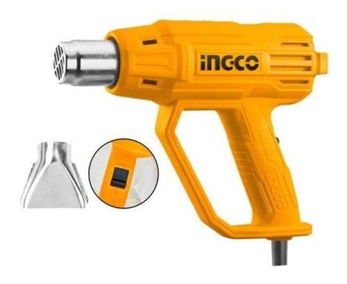 Pistola De Calor Industrial 2000w Ingco Hg2000385 Rey Oferta