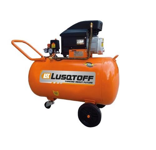 Compresor De Aire 2.5hp 100lts Mando Directo Lusqtoff 25100