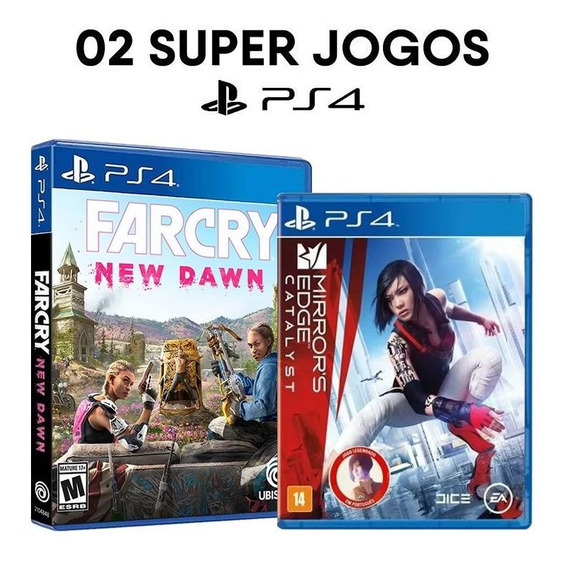 Far Cry New Dawn + Mirror