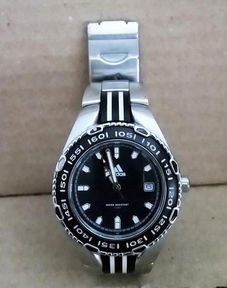 Tk0v Relógio adidas Black Aço Original Ref 5564967