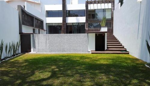 Casa Sola En Maravillas / Cuernavaca - Roq-45-407wa-cs