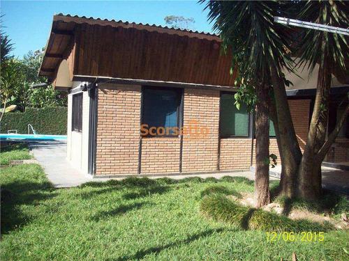 Chácara Com 3 Dorms, Mombaça, Itapecerica Da Serra - R$ 630 Mil, Cod: 1550 - V1550