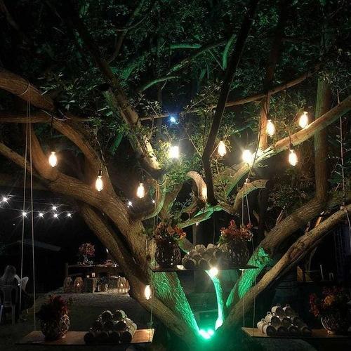 Imagem 1 de 5 de Iluminações Cênicas.