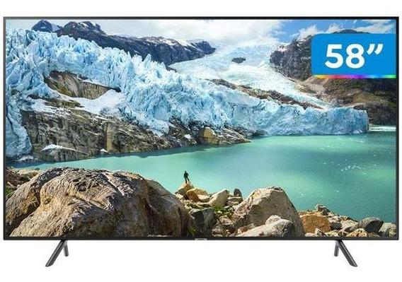 Smart Tv 4k Led 58 Samsung Un58ru7100-wi-fi Bluetooth Hdr