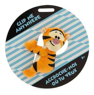 Disney Store Winnie Pooh Mini Peluche Tigger Mide 11 Cm !!