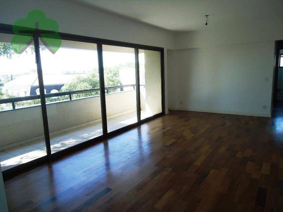 Apartamento Residencial Para Locação, Jardim Guedala, São Paulo. - Ap0547