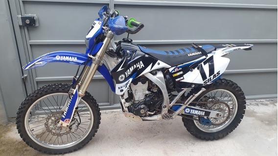 Yamaha Wrf 450f 2009 Com Nota Fiscal E Di - Oficial