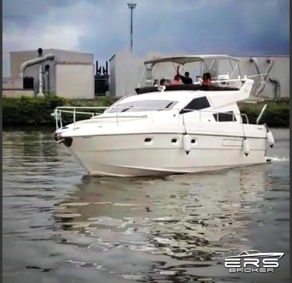 Intermarine 440 Full 1995 Cartepillar 450 Hp Cat Azimut 420