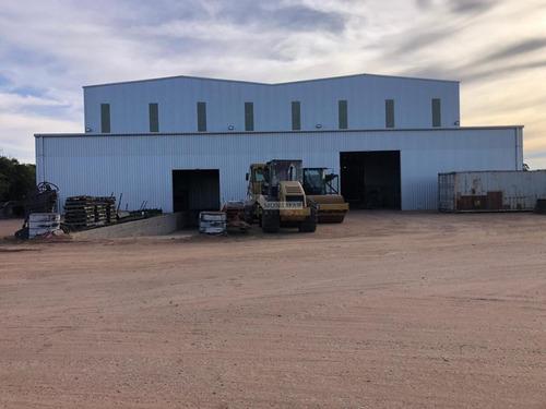 Local Galpon Deposito Industria Venta La Paz Ruta 5 Y Ruta 48, Ideal Granos 15m Altura