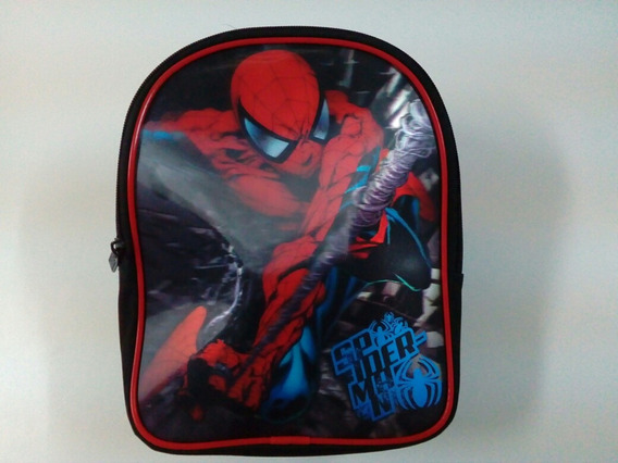Mochila Marvel Spider Man * La Segunda Bazar