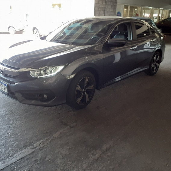 Honda Civic Exl Aut. 2017 2.0- Gc