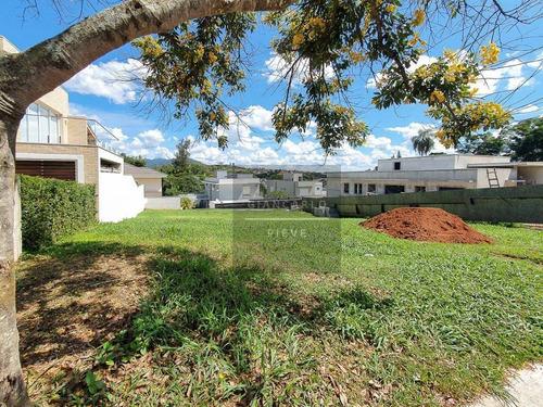Terreno À Venda, 800 M² Por R$ 695.000,00 - Condominio Porto Atibaia - Atibaia/sp - Te0602