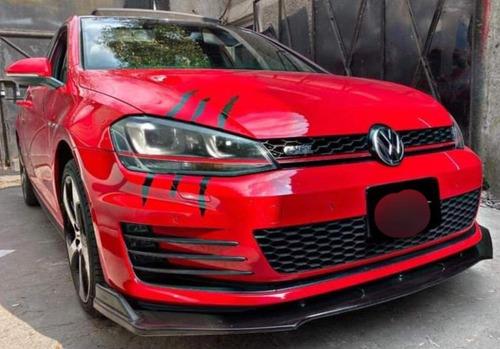 Imagen 1 de 10 de Lip Honda Audi Vw Seat Envio Grat Universal Plastico