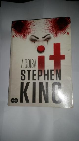 Livro: It - A Coisa - Stephen King