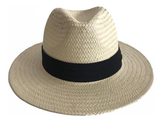 Sombrero Estilo Panama Llano Compañia De Sombreros M86751690