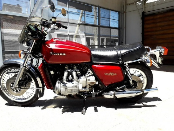 Honda Gold Wing 1000 Gl 1977 Coleccion
