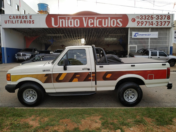 Ford F-1000 3.9 Super Série Cs Diesel