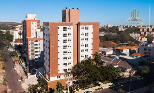 Vendo Apartamento Novo De Dois Dormitórios, Suíte, Elevador E Garagem, Bairro Santana Em Porto Alegre Rs - Ap4114