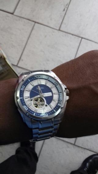 Relógio Bulova 96a137 Azul Original