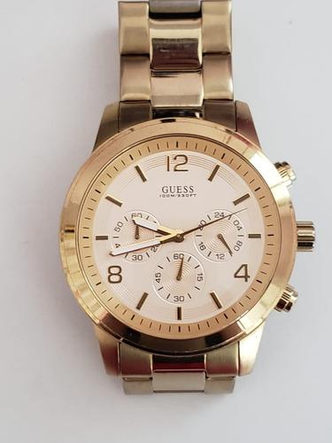 Relógio Guess Feminino - Dourado - U13578l1