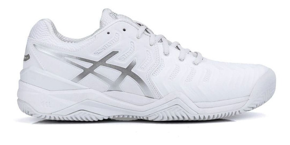 Tênis Asics Gel Resolution 7 Clay - Saibro - Fem / Unissex