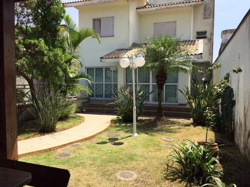 Sobrado Residencial À Venda, Jardim Nossa Senhora Do Carmo, São Paulo - So5615. - So5615