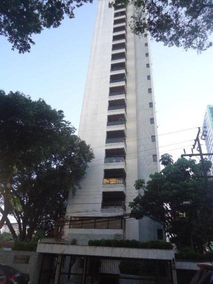 Apartamento Com 4 Quartos À Venda, 159 M² Por R$ 1.200.000 - Espinheiro - Recife/pe - Ap1485