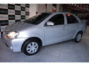Etios 1.5 X Sedan 16v Flex 4p Manual 57956km