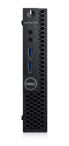 Mini Pc Dell 3070 I3-9100t 8gb Ssd-m2 128gb